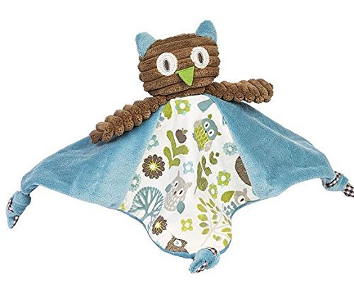 Owen the Owl Blankie