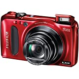 Fujifilm Finepix F660EXR 16.0 MP CMOS 1080P HD Digital Camera (Red)