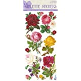 Violette Stickers Kaleidoscope Roses