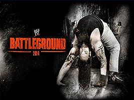 WWE Battleground 2014 [HD]