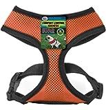 Four Paws Medium Orange Comfort Control Dog Harness