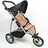 The New York Doll Collection Jogger Puppenkinderwagen alte 4+