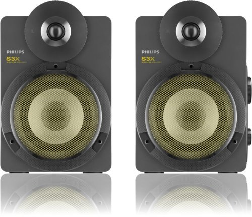 philips bts3000g 10 s3x kabellose studio lautsprecher mit bluetooth 30 w rms aptx aac. Black Bedroom Furniture Sets. Home Design Ideas