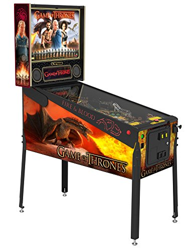Stern Game of Thrones Pinball Machine - Limited Edition (Pinball Machine Parts compare prices)