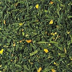 Mango-Sencha Green Tea Blend - 250 Grams