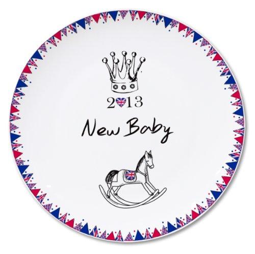 Baby Keepsake Plates