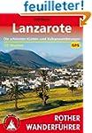 Wanderungen auf Lanzarote. Rother Wan...