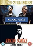 Miami Vice/Scarface [DVD]
