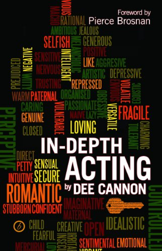 In-Depth Acting, by Dee Cannon, Pierce Brosnan (Foreword)