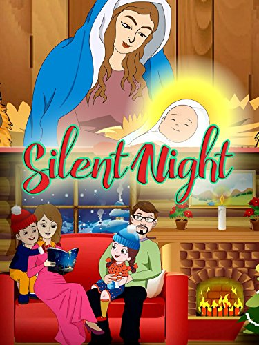 Christmas Songs for Kids- Silent Night Xmas Lights on Amazon Prime Video UK