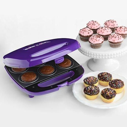Babycakes Cupcake Maker (Purple)