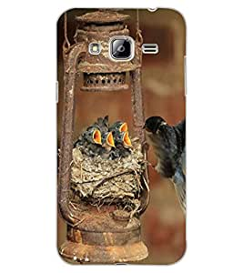 ColourCraft Amazing Picture Design Back Case Cover for SAMSUNG GALAXY J3