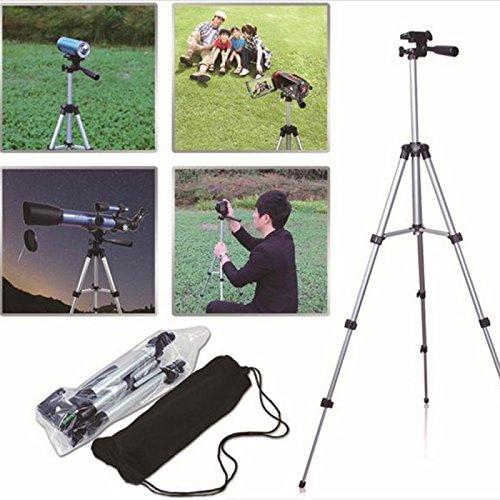 "Camera Tripod - 40"" Wt3110A Aluminum Tripod Parties Jie Professional Tripod For Canon Sony Nikon Dc Camera"