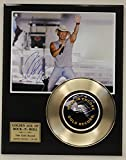 Kenny Chesney Gold Record Signature Series LTD Edition Display