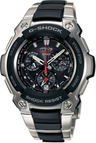 CASIO (カシオ) 腕時計 G-SHOCK MT-G The G タフソーラー 電波時計 MULTI BAND5 MTG-1000-1AJF