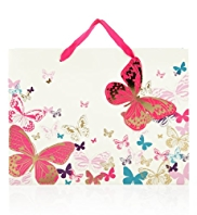 Large Butterfly Gift Bag