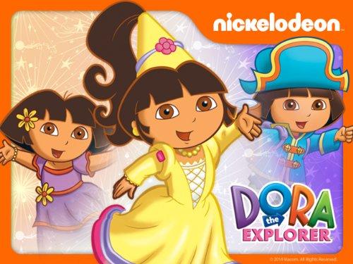 Dora's Special Adventures Vol 1