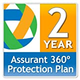 Assurant 360º 2-Year Television Protection Plan ($125-$150)