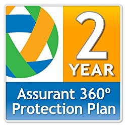 Assurant 360º 2-Year PC Peripheral Protection Plan ($0-$49.99)