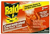 Raid Concentrated Fogger, 4.5 oz-2 pk
