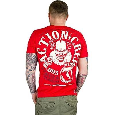 Yakuza Premium T-Shirt Action Crew rot