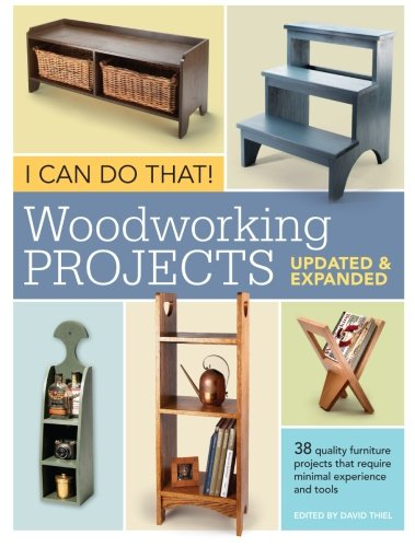 Download I Can Do That!  Woodworking Projects - Updated and Expanded