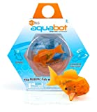 Orange Clownfish: HEXBUG Aquabot with Fishbowl