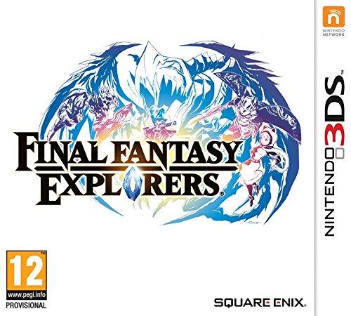 comprar final fantasy explorer al mejor precio