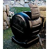 Spinning Composter - Gardening Environmentally Friendly ~ Gaiam
