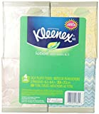 Kleenex Lotion Facial Tissue (4 Boxes) ( Designs & colors will vary  )