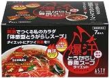爆汗とうがらし春雨スープダイエット 7食