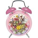 Schylling Flower Fairies Friends Alarm Clock