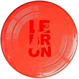 Red, One Size : AOLM #23 Basketball Sport LeBron Outdoor Game Frisbee Ultra Star Yellow