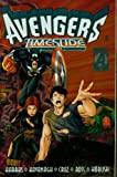 img - for Avengers Time Slide #1 Foil Cover book / textbook / text book