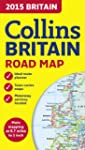 2015 Collins Map Of Britain (New Edit...