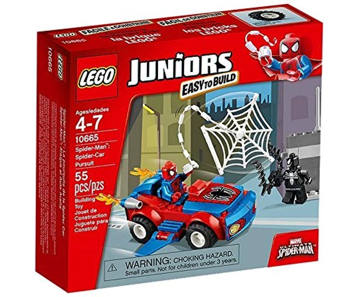 [해외] 레고 (LEGO) 쥬니어스파이더맨의 카 어택 10665 (2014-02-07)