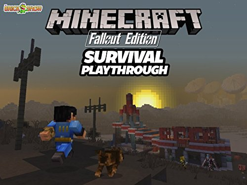 Clip: Minecraft Fallout Edition Survival Playthrough - Season 1