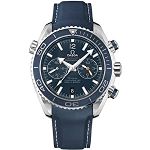Omega Seamaster Planet Ocean 600M Mens Auto Chrono Watch 232.92.46.51.03.001