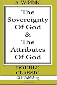 attributes of god pink pdf