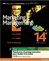 Marketing Management (14e éd. Pack Premium FR : Livre + MyLab et eText en français)