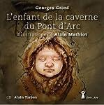 L'enfant�de la caverne du Pont d'Arc