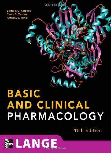 Basic and Clinical Pharmacology, 11th Edition (LANGE...