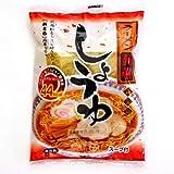 ナカキ食品 こんにゃくラーメン しょうゆ味 低カロリー/ダイエット食品