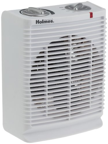 Holmes Portable Desktop Heater with Comfort Control Thermostat and Cool-Touch Housing, HFH111T-NU (Holmes Electric Space Heaters compare prices)
