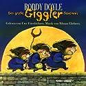 Das große Giggler-Geheimnis Hörbuch von Roddy Doyle Gesprochen von: Uwe Friedrichsen