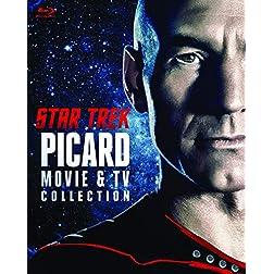 Star Trek: Jean-Luc Picard TV + Movie Collection [Blu-ray]