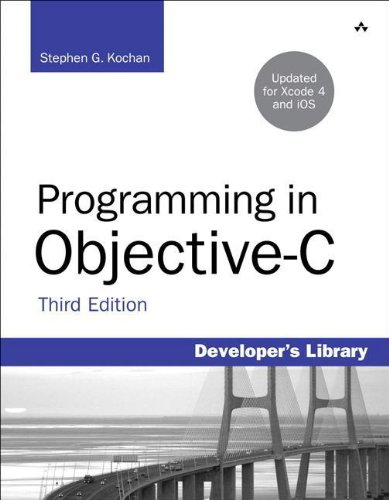 Programming in Objective-C, Third Edition (Developer's...
