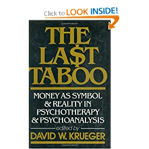 image of book cover The Last Taboo- psychology of talking about money