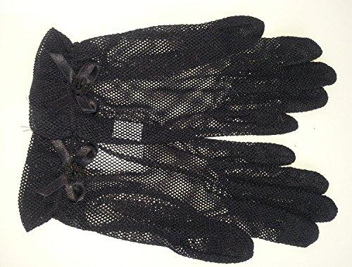 女優さんのおもいっきり手袋 ブラック Sサイズ
