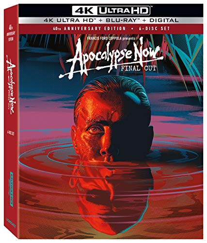 4K Blu-ray : Apocalypse Now (4 Discos)